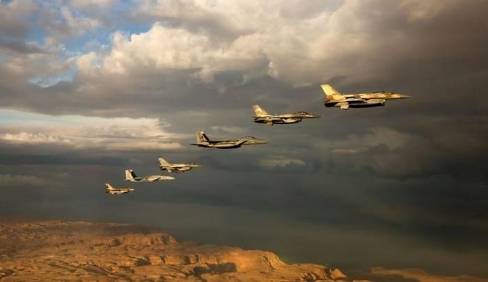 Der Chef des israelischen Luftwaffenhauptquartiers nannte den Angriff auf Syriens Luftverteidigung den größten seit 1982 des Jahres