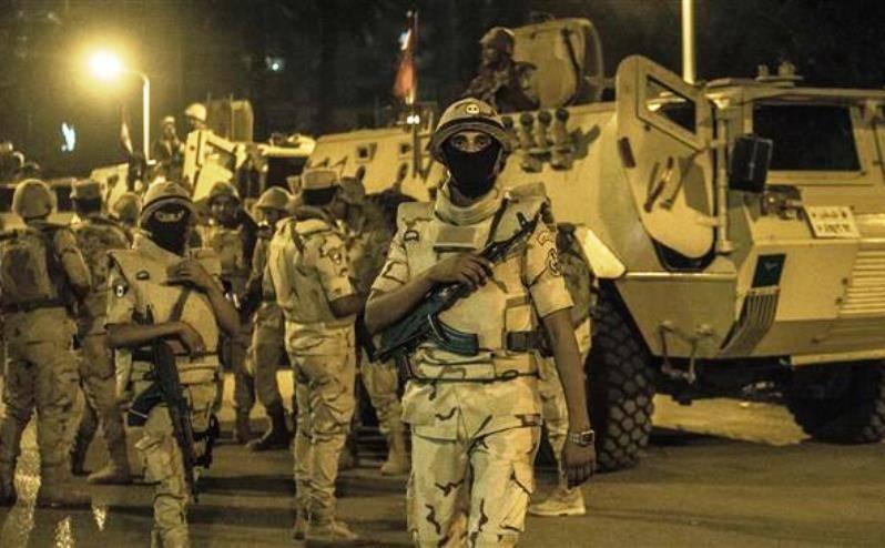 Das ägyptische Verteidigungsministerium berichtete über die ersten Ergebnisse der Anti-Terror-Operation im Sinai