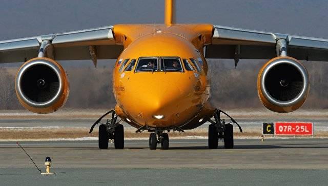 В Подмосковье разбился Ан-148 с пассажирами на борту