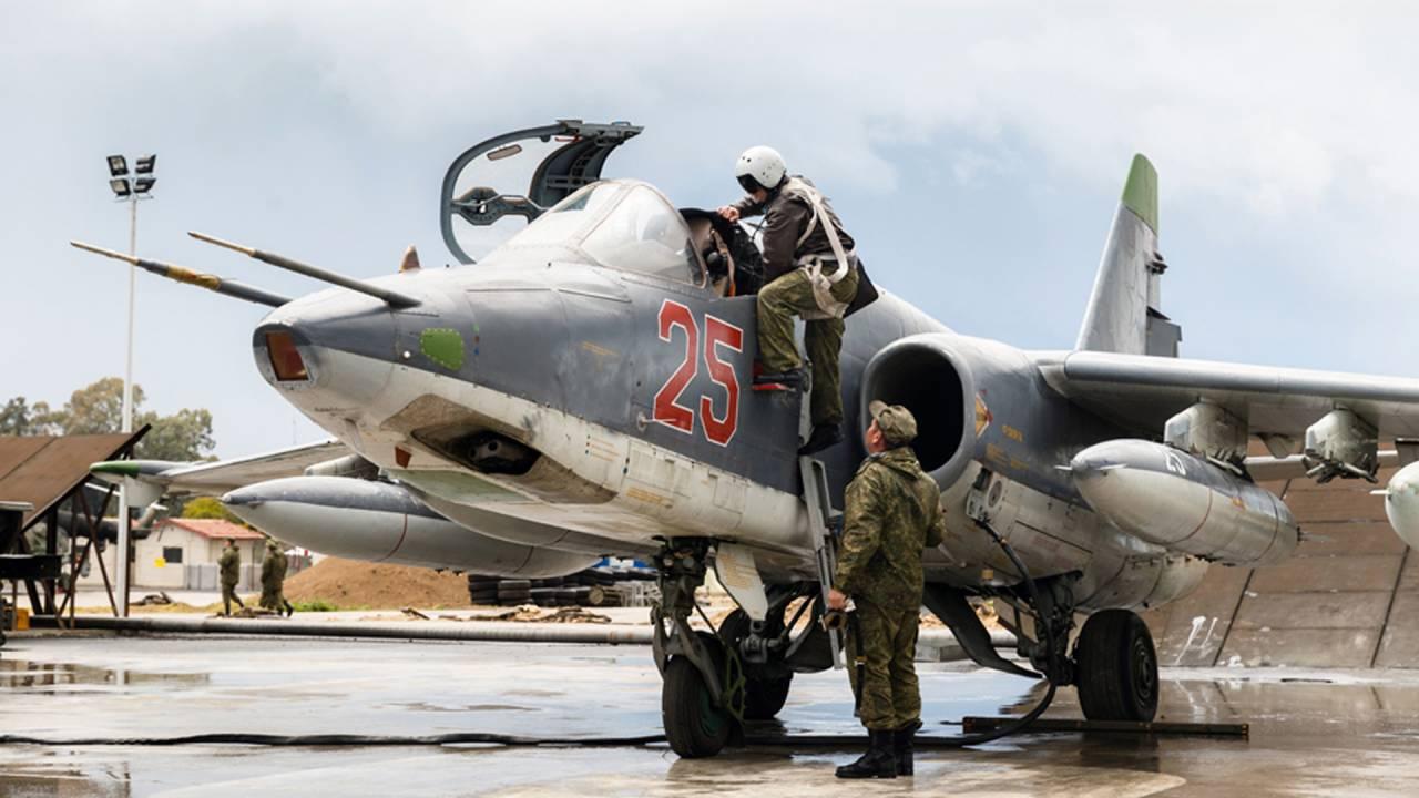 Штурмовики Су-25 после модернизации стали неуязвимыми