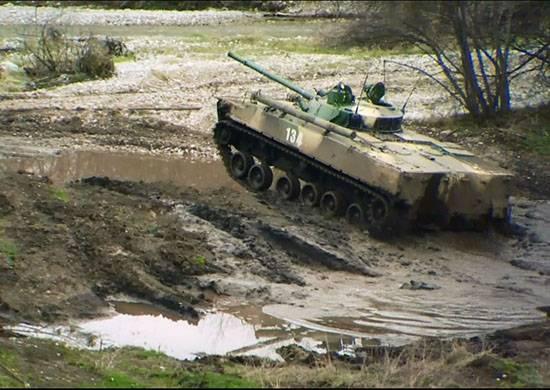 उत्तरी ओसेशिया में 1,6 हजार से अधिक सैनिक प्रशिक्षण मैदान में चले गए