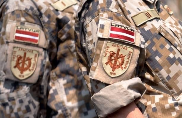 Massive Karies verhindert, dass Lettland die Streitkräfte bemannt