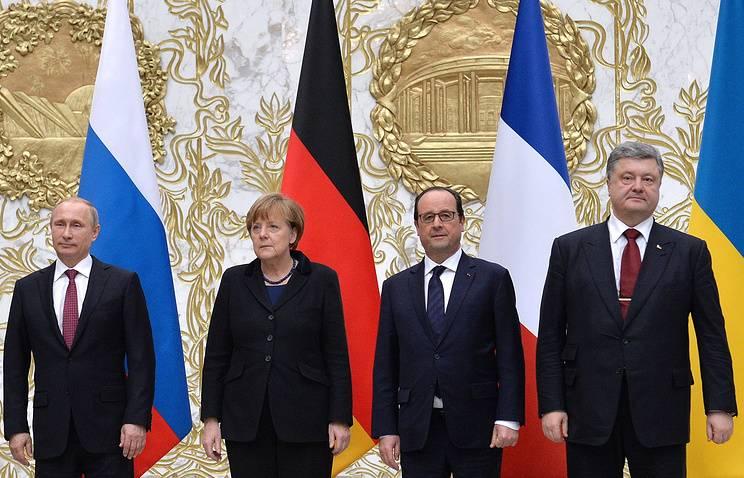 Das Minsk-2-Abkommen ist drei Jahre alt