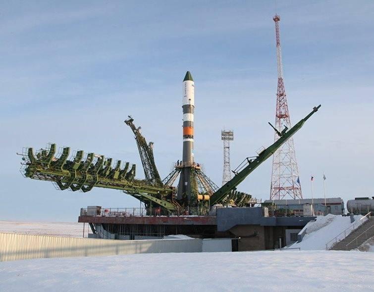 Названа причина отмены запуска «Союза-2.1А»