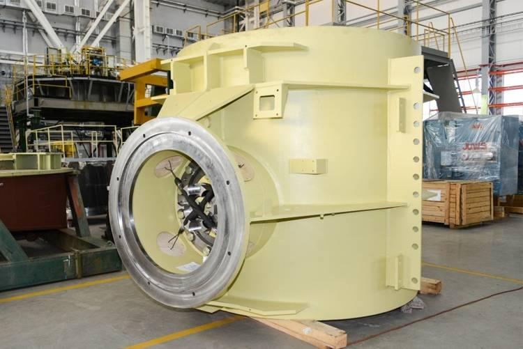 «Звездочка» поставила подруливающие устройства для оснащения кораблей проекта 15310