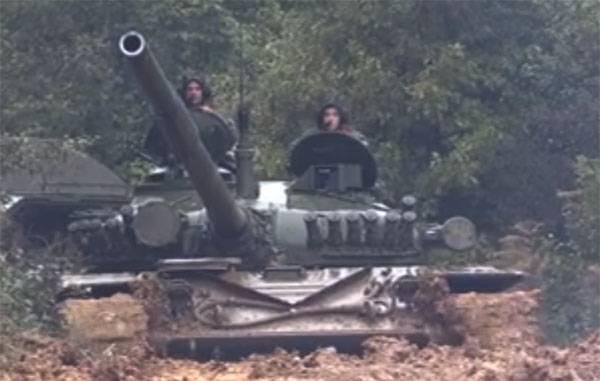 Хорватские танки М-84 получают израильские боевые модули