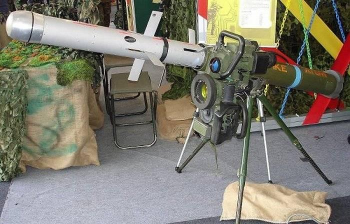Lettland mit israelischen Spikes bewaffnet