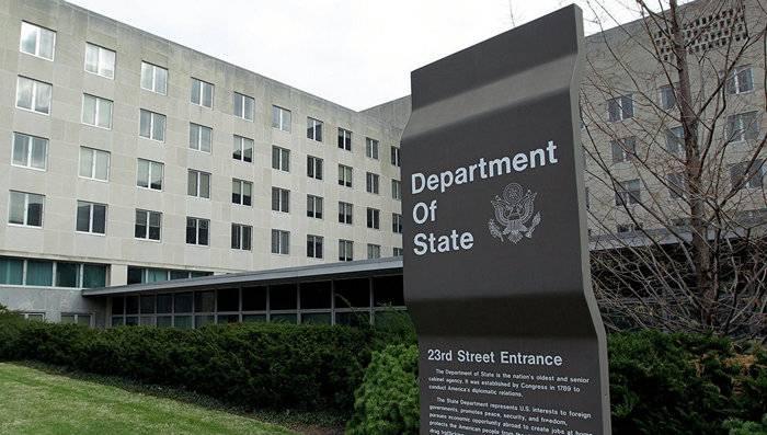 """El Departamento de Estado llamó a las condiciones para la abolición de las sanciones """"ucranianas"""""""
