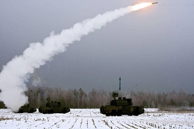 На востоке России стартовали масштабные учения ПВО