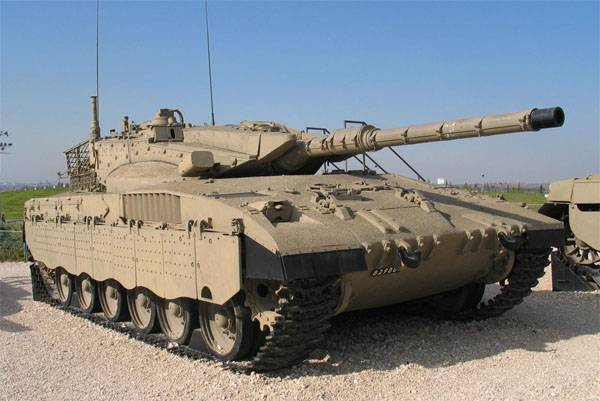 Israel entered the list of official suppliers of military equipment for NATO