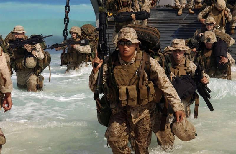 El componente marino se puede incluir en las enseñanzas de Georgia y los Estados Unidos.
