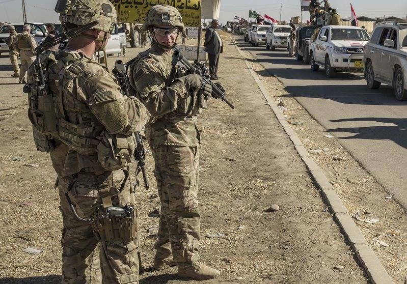 Спецназ США ищет в Сирии места захоронений американцев, убитых боевиками