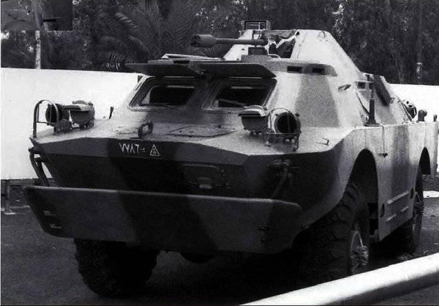 Модернизированные БРДМ возвращаются в иракскую армию