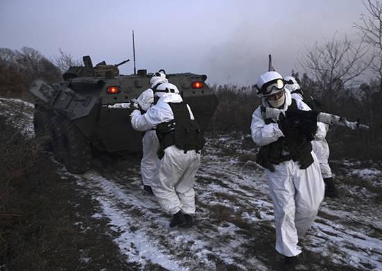 Mehr als 2 Tausend BBO-Geheimdienstoffiziere werden die Suche und Zerstörung terroristischer Gruppen erarbeiten