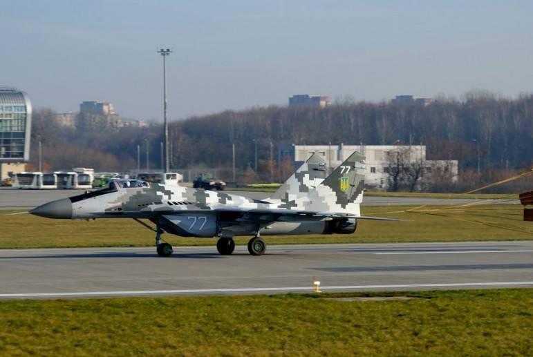 Проект МиГ-29МУ2: украинский штурмовик из советского истребителя