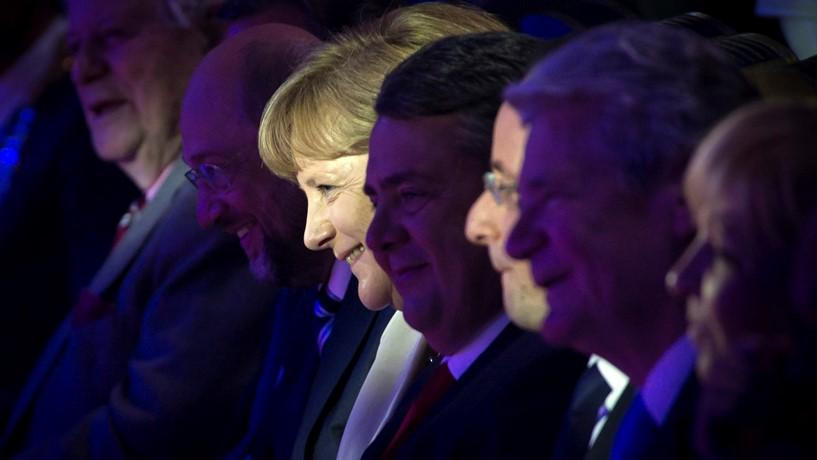 Порошенко требует согласия СДПГ наБольшую коалицию— Неслыханная наглость