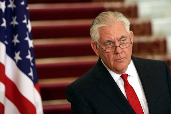 Тиллерсон снова заявил, что должна и чего не должна делать Россия в Сирии