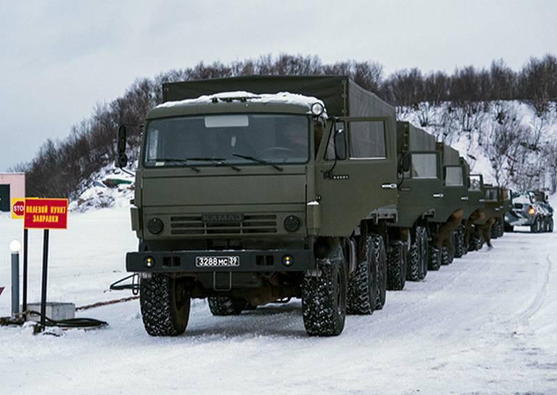 Соединение МТО в Приморье поднято по тревоге в рамках командно-штабного учения