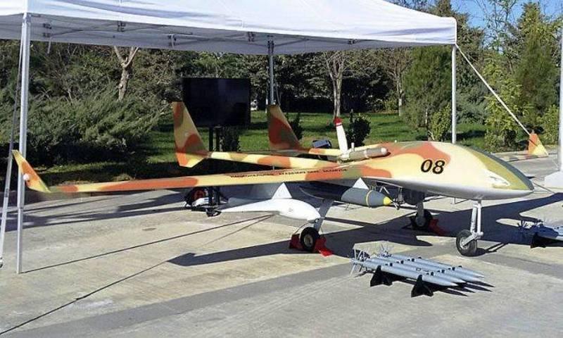 La Biélorussie montrera un drone avec des drones kamikazes à Abu Dhabi