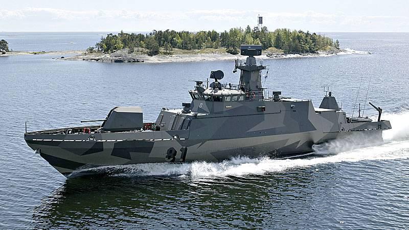 ВМС Финляндии получит артиллерийские установки «Бофорс-40» Mk.4 для катеров «Хамина»