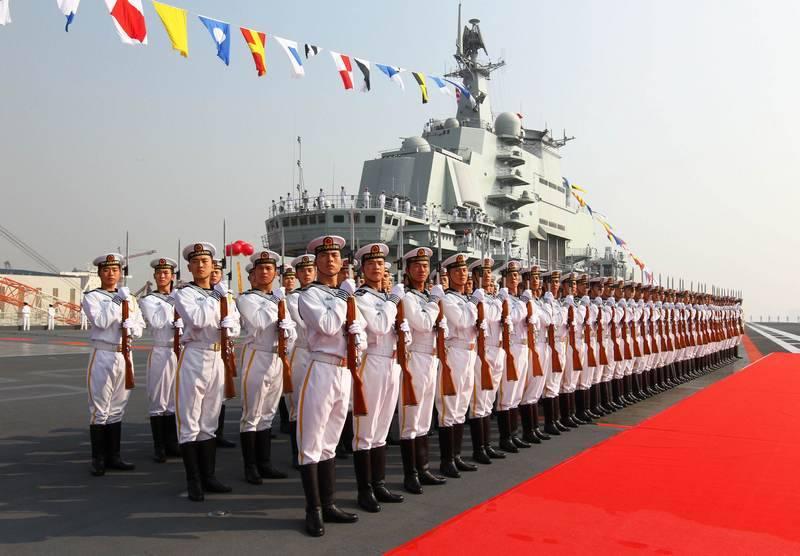 IISS: Китай активно модернизирует и расширяет военный флот