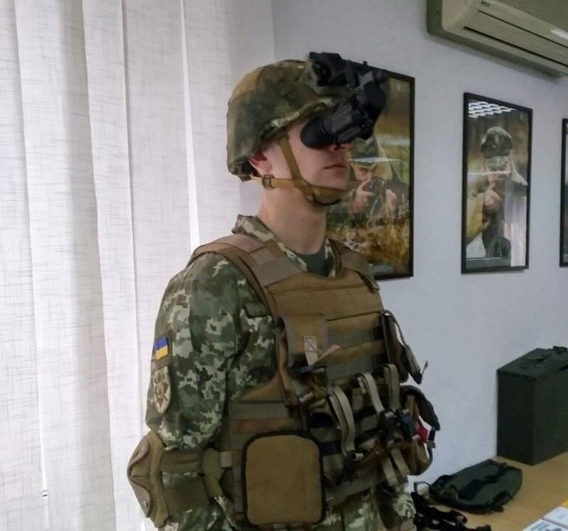 ВСУ получили от США 2,5 тысячи приборов ночного видения