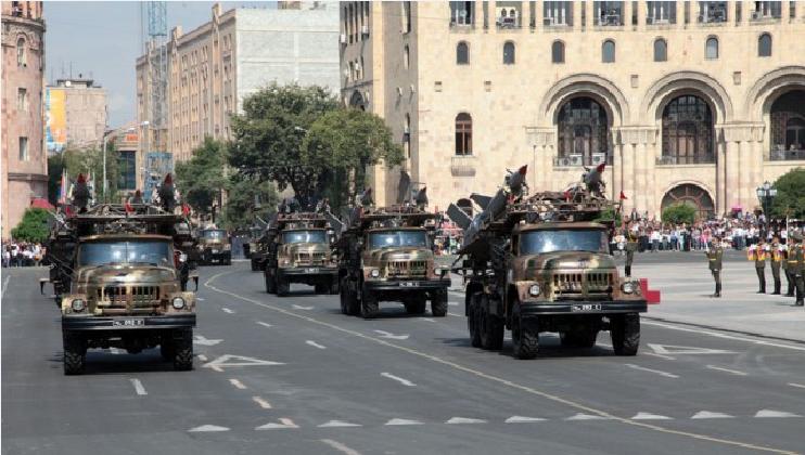 アルメニアの防空システムの現状