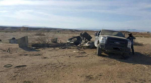 Автомобиль с израильскими солдатами подорвался на мине