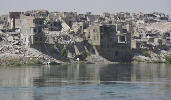 A Irak se le asignarán 30 mil millones de dólares para la recuperación económica.