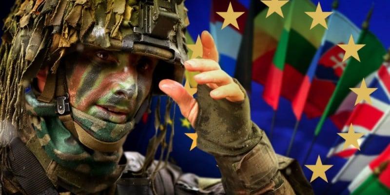 Кто придумал проект объединенной армии Европы