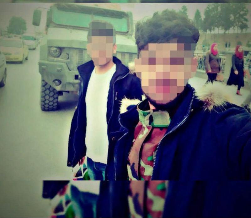 """В Сирии впервые засветился """"Тайфун"""" К-53949"""