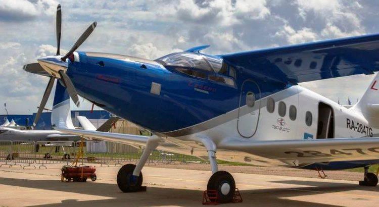 """""""Russian Helicopters"""" wird die Produktion von Regionalflugzeugen in Burjatien aufnehmen"""