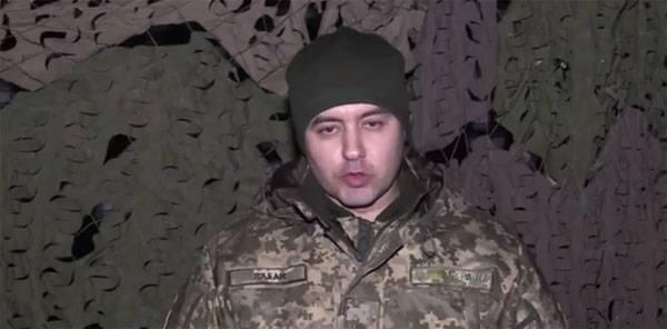 Im Süden von Donbass haben zwei Marines der Streitkräfte der Ukraine Kollegen erschossen