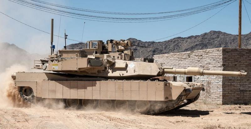 """Le Trophée israélien sera installé sur les """"Abrams"""" américains"""