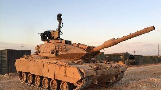 터키, 업그레이드 된 M60T를 시리아로 보냈습니다.
