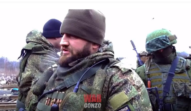 Донецкие оружейники превратили автомат Калашникова в ЗУ-23