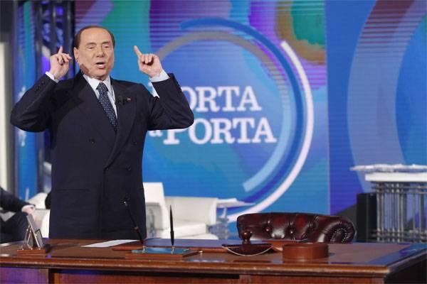 Берлускони: Холодная война на самом деле завершилась в 2002 году в Италии