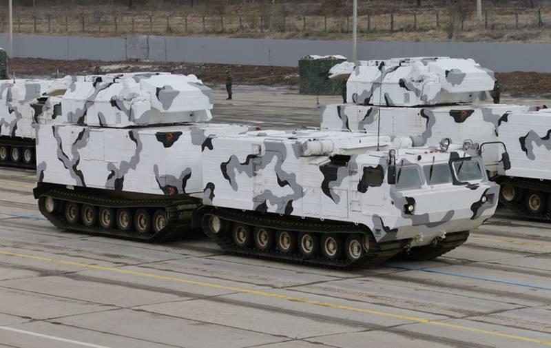 """O Ártico SAM """"Tor-M2DT"""" concluiu com êxito os testes de tiro"""
