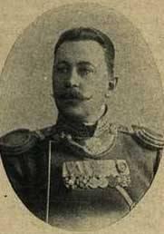 17-te Armee unter Tomashev. H. 3