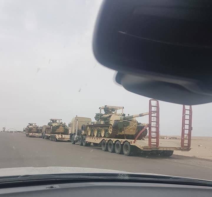 Die erste Charge von T-90C wurde in den Irak verschifft