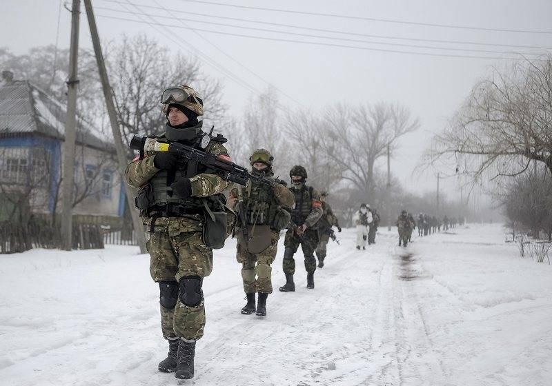 В ОБСЕ зафиксировали продвижение ВСУ в Донбассе