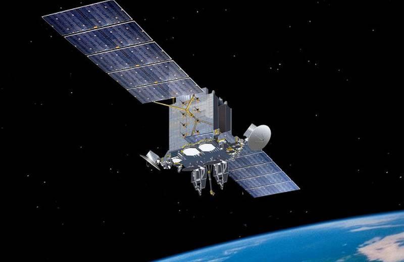 """США разворачивают на орбите сеть спутников """"судного дня"""""""
