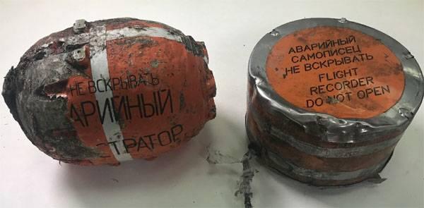 Эксперт прокомментировал сообщения о перебранке между пилотами в кабине Ан-148
