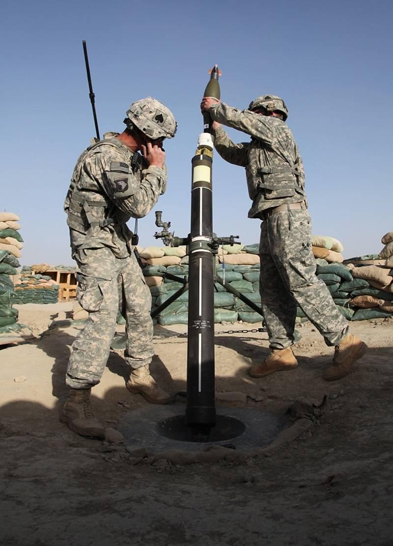 Präzise verwöhnt: Mörsergranaten für die US-Armee