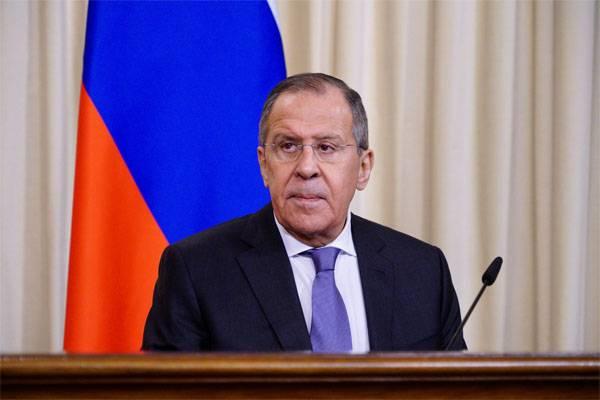 Сергей Лавров: ВС США собираются навеки поселиться в Сирии