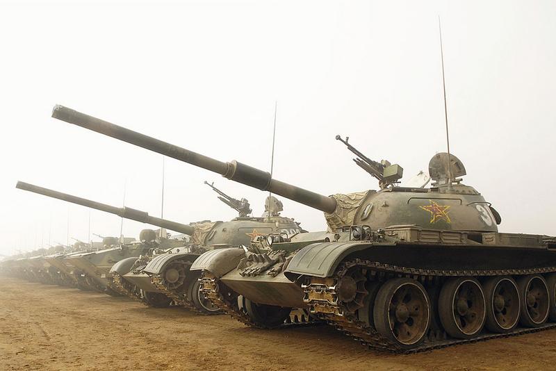 La Chine fournira 300 chars modernisés au Bangladesh