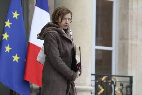 Der Leiter des Verteidigungsministeriums von Frankreich: Militärindustrie Europas in einer schwierigen Position