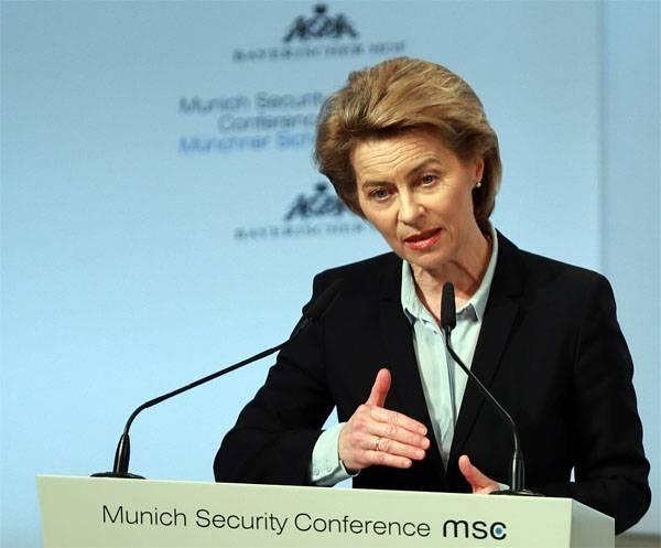 Ministro da Defesa alemão: EUA - poder militar da OTAN, Europa - poder brando