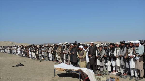 ООН: Мирных афганцев не только взрывают террористы, но и бомбит с воздуха коалиция