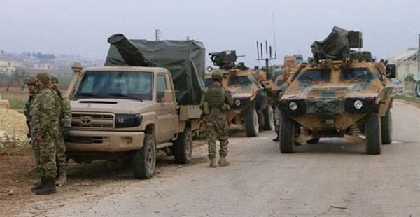 Сирийские курды обвиняют ВС Турции в применении запрещённого оружия
